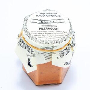 Sauce Pilzragu
